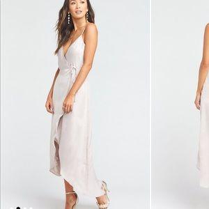 Show me your Mumu || Meghan Wrap Dress